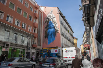 These Are the 5 New Murals in Madrid for Urvanity Art 2020!