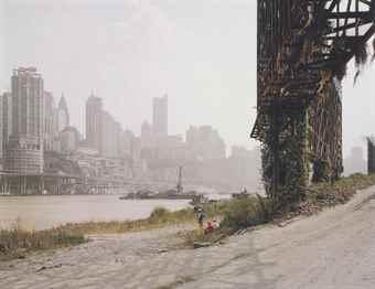 Nadav Kander-Yangtze River Project, Chongqing II, Chongqing Municipality-2006