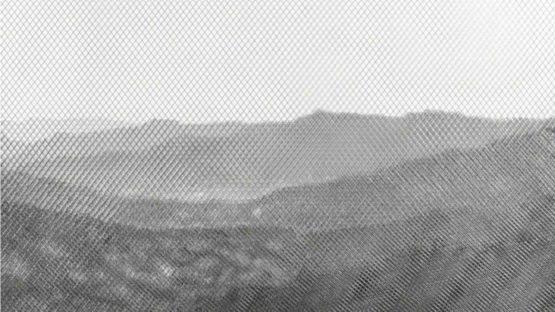 Nadir Figueroa - Entramada Topografica I, 2017 (detail)