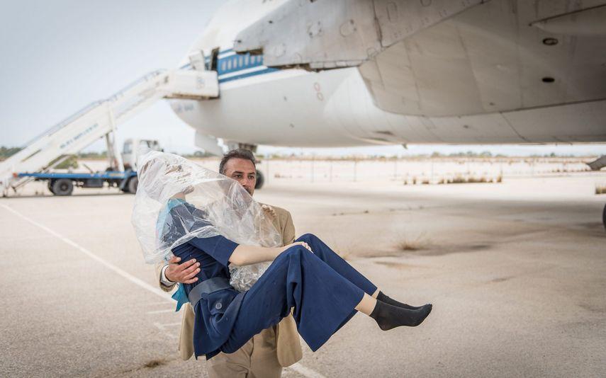Naeem Mohaiemen - Tripoli Cancelled, 2017