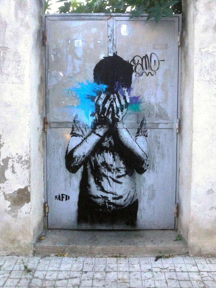 Nafir - Tear Gas, Gaeta, Italy, 2015