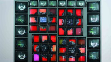 june paik nam gallery electronic artist media video exhibitions series