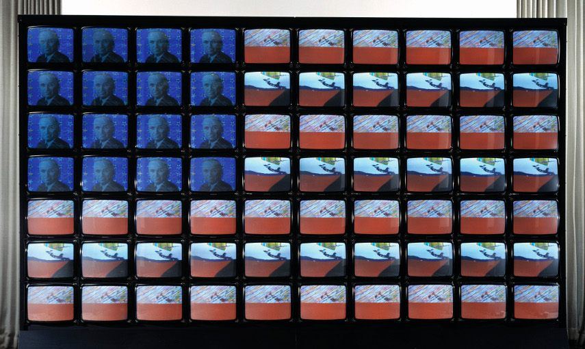 New video art and media works were the best American exhibitions at the John Smithsonian gallery