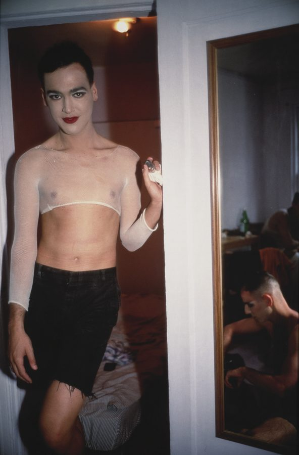 Nan Goldin-Jimmy Paulette And Tabboo! Undressing, Nyc-1991