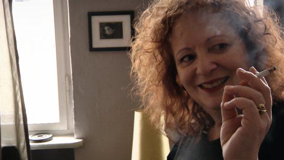 Nan Goldin - Photo of the artist- Image via bedfordandbowerycom