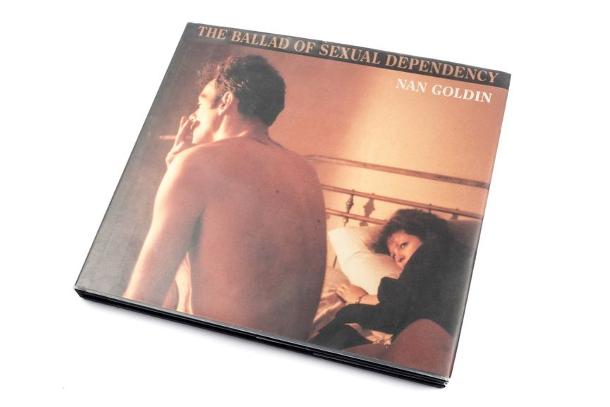 Nan Goldin, The Ballad of Sexual Dependency, best edition