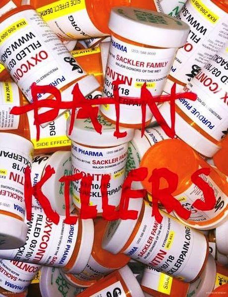 Nan Goldin takes on America's Opioid epidemic caused by Purdue Pharma