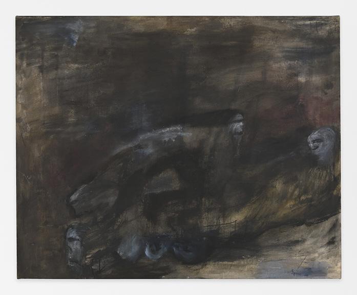 Nancy Spero - Nightmare Figures II, 1961