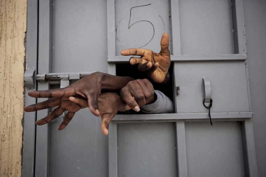 Narciso Contreras – Libia, Humantraffic, 2015