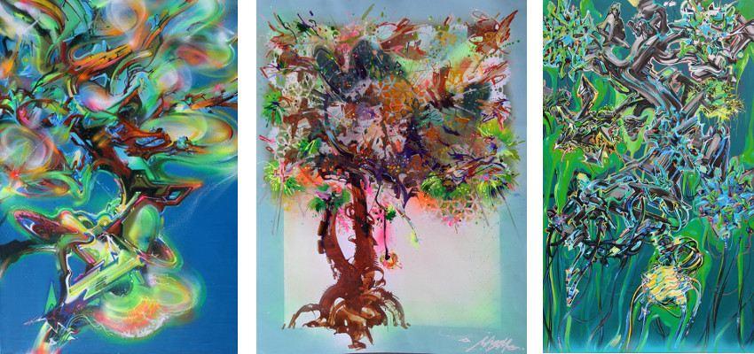 Nassyo - Untitled 1 / Untitled 2 / Untitled 3