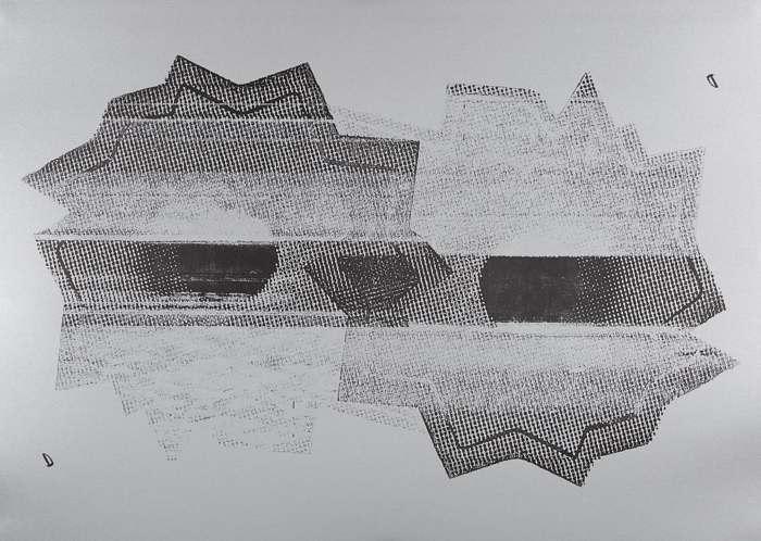 Nate Lowman-Bullet Hole-2010
