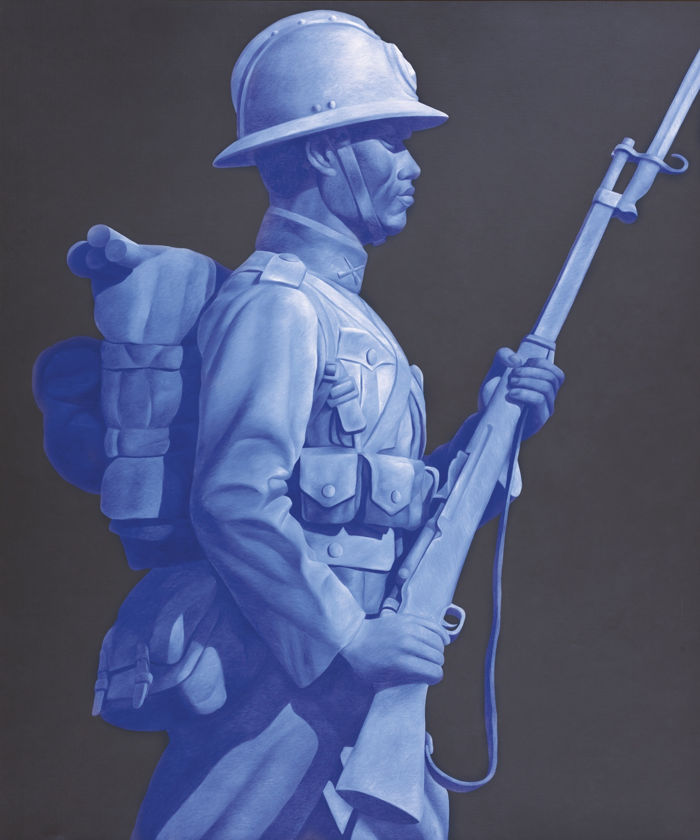 Natee Utarit-Blue Soldier-2009