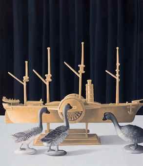 Natee Utarit-Steamboat Overture-2008