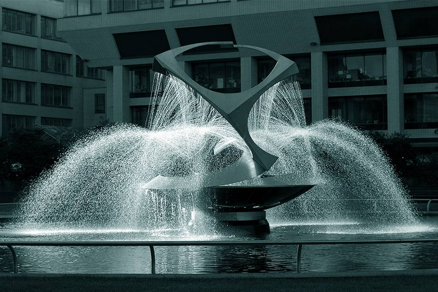 The biography of Naum Pevsner is full of innovative projects such as kinetic sculptures and fountains