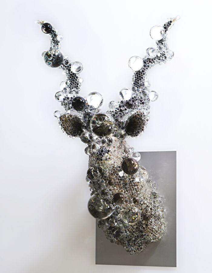 Kohei Nawa-Pixcell - Greater Kudu-2012