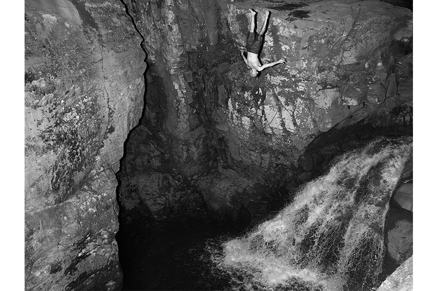 minnesota like book Near Kaaterskill Falls, New York, from Songbook © Alec Soth magnum pictures photos people little days world