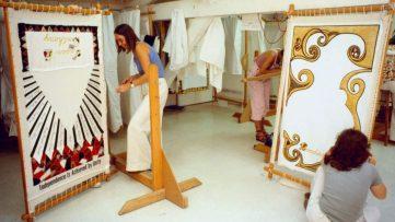 Needlework Loft, 1977