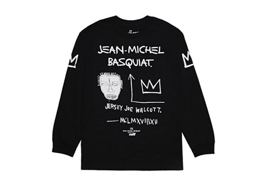 Neff x Basquiat