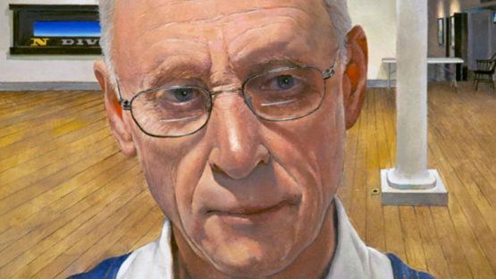 Neil Jenney - Self-portrait