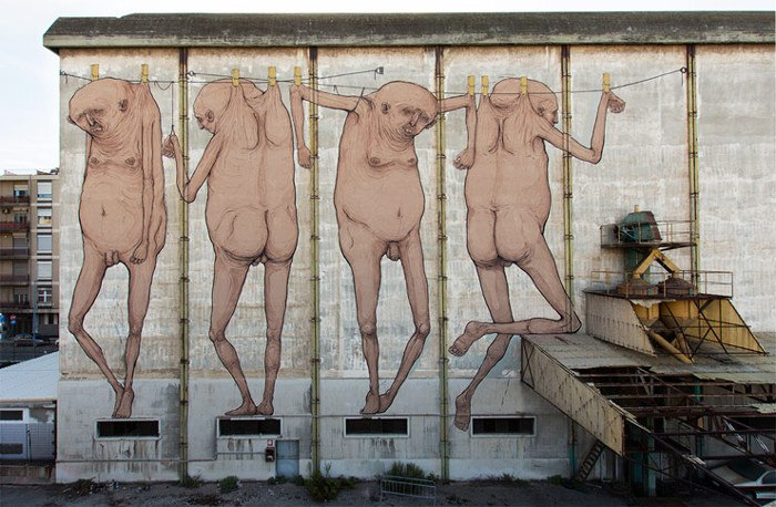 NemO's - DistrArt Project - Messina, Italy, 2015