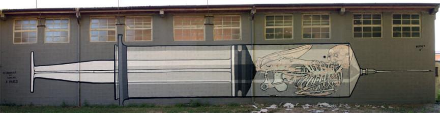 NemO's - Hero-In - VI Biennale di Soncino, a Marco, 2013 - after