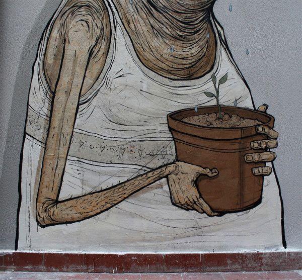 NemO's - Rain - El-Enclave, Madrid, 2014 - detail - 1