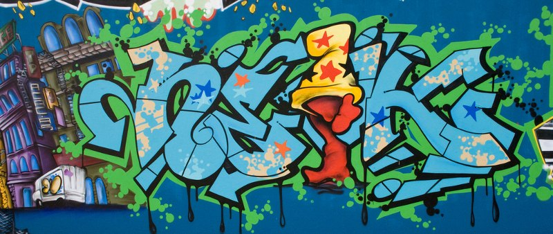 Neok Westel graffiti, 2010