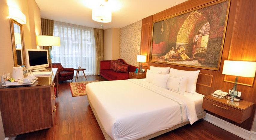 Neorion Hotel via Booking com