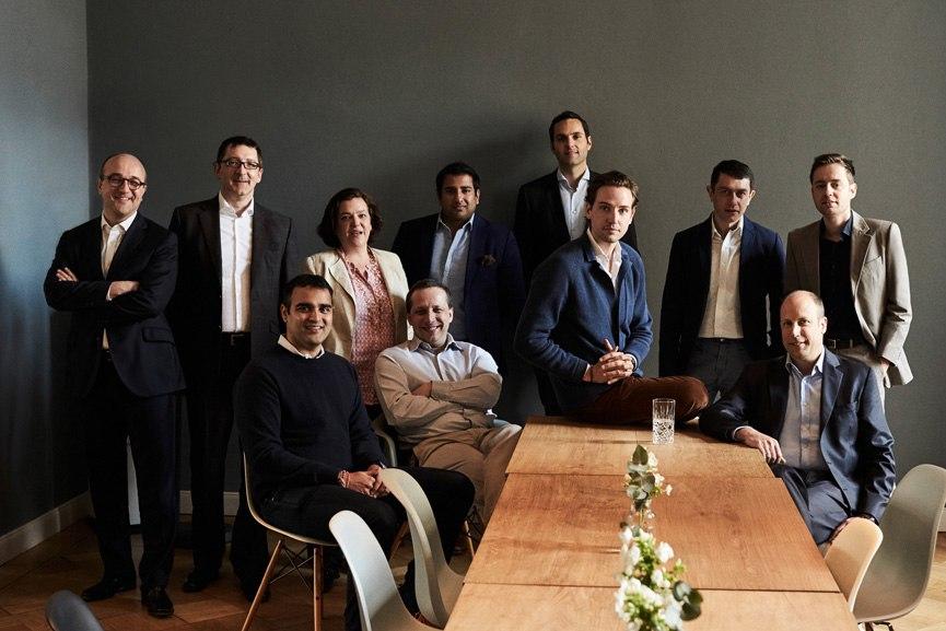 New Company's officials