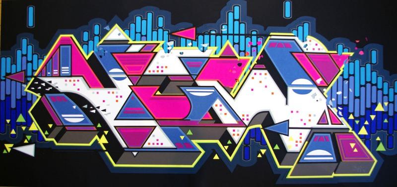 new2 street art