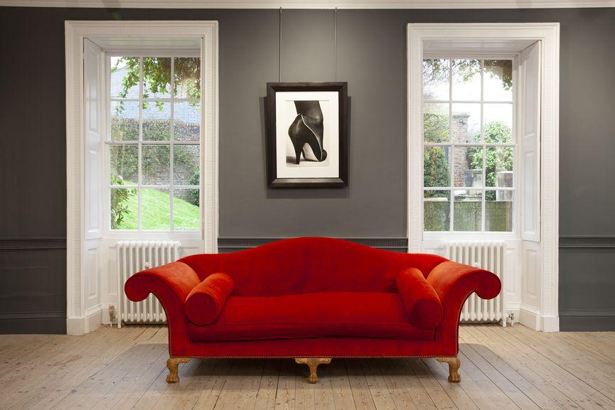 Newlands House Gallery, Helmut Newton 100, Brandt Room