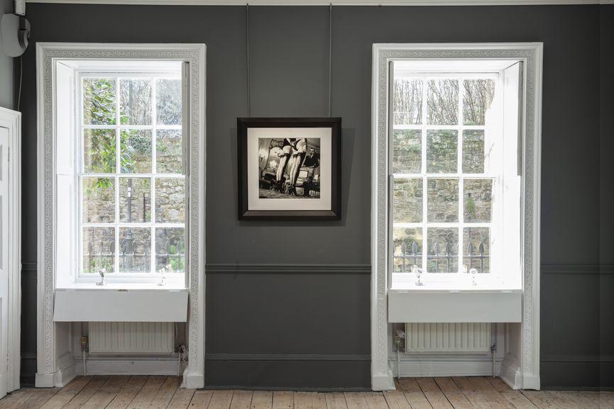 Newlands House Gallery, Helmut Newton 100, Chichester