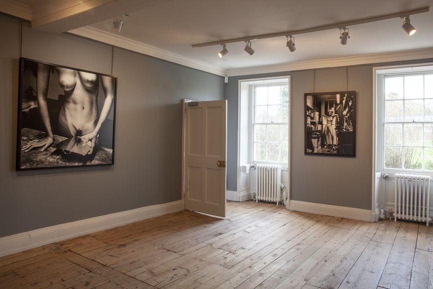 Newlands House Gallery, Helmut Newton 100, Fuller Room