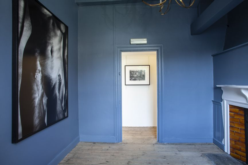 Newlands House Gallery, Helmut Newton 100, Hitchens Room