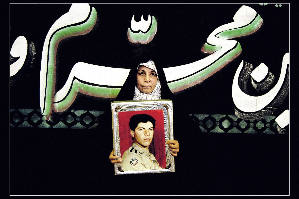 Newsha Tavakolian - Mothers of Martyrs, 2006
