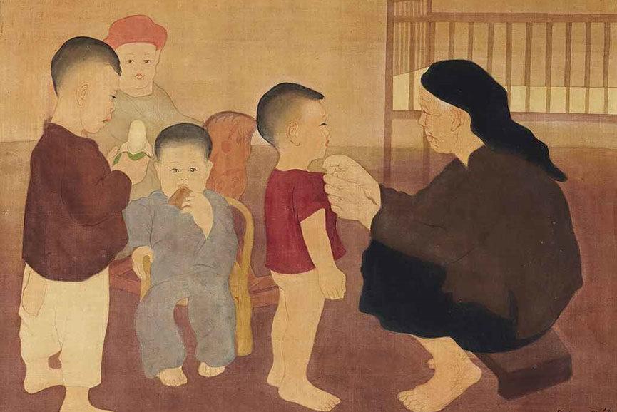 Image result for vietnamese art war