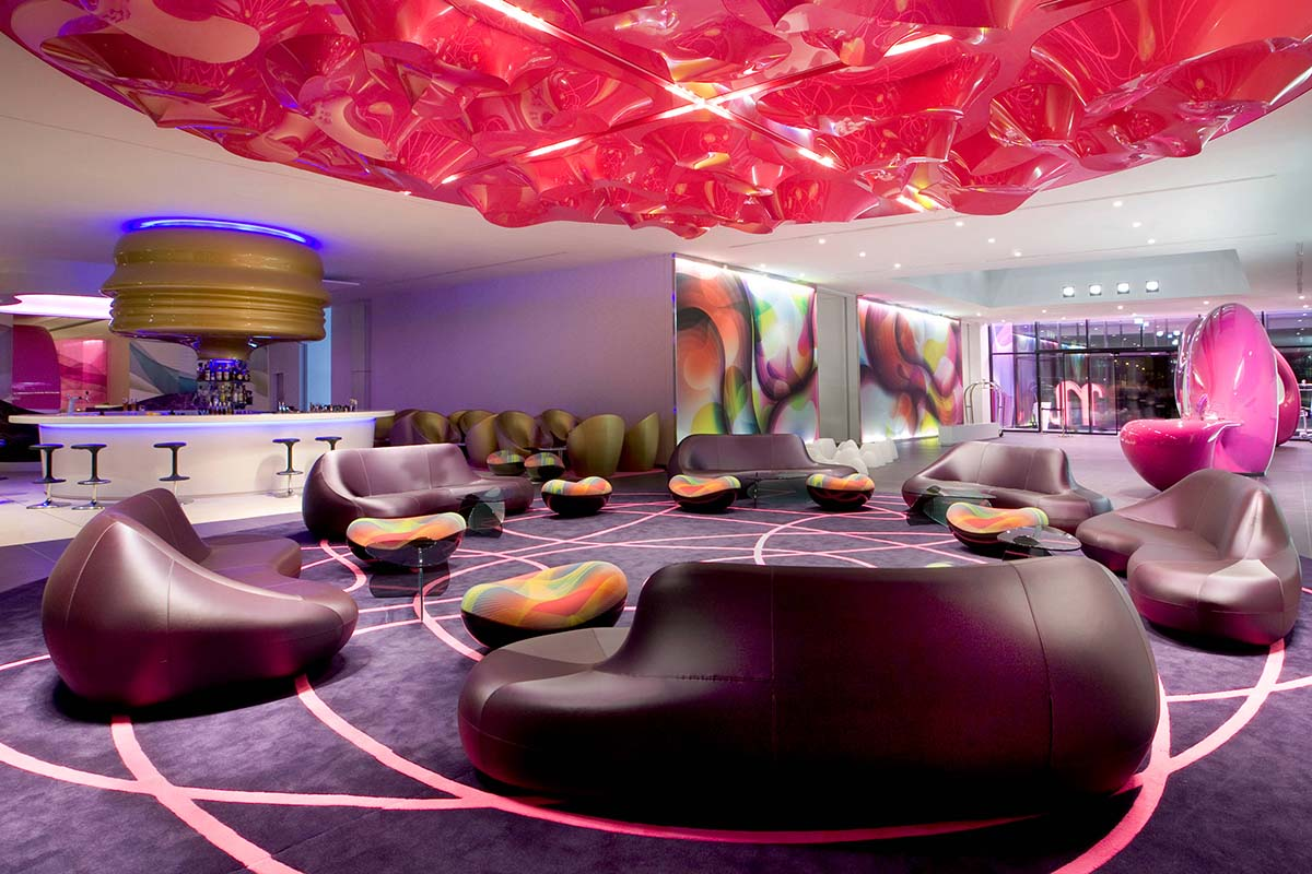 Art hotels in germany for an inspiring and relaxing stay for Top hotels in berlin