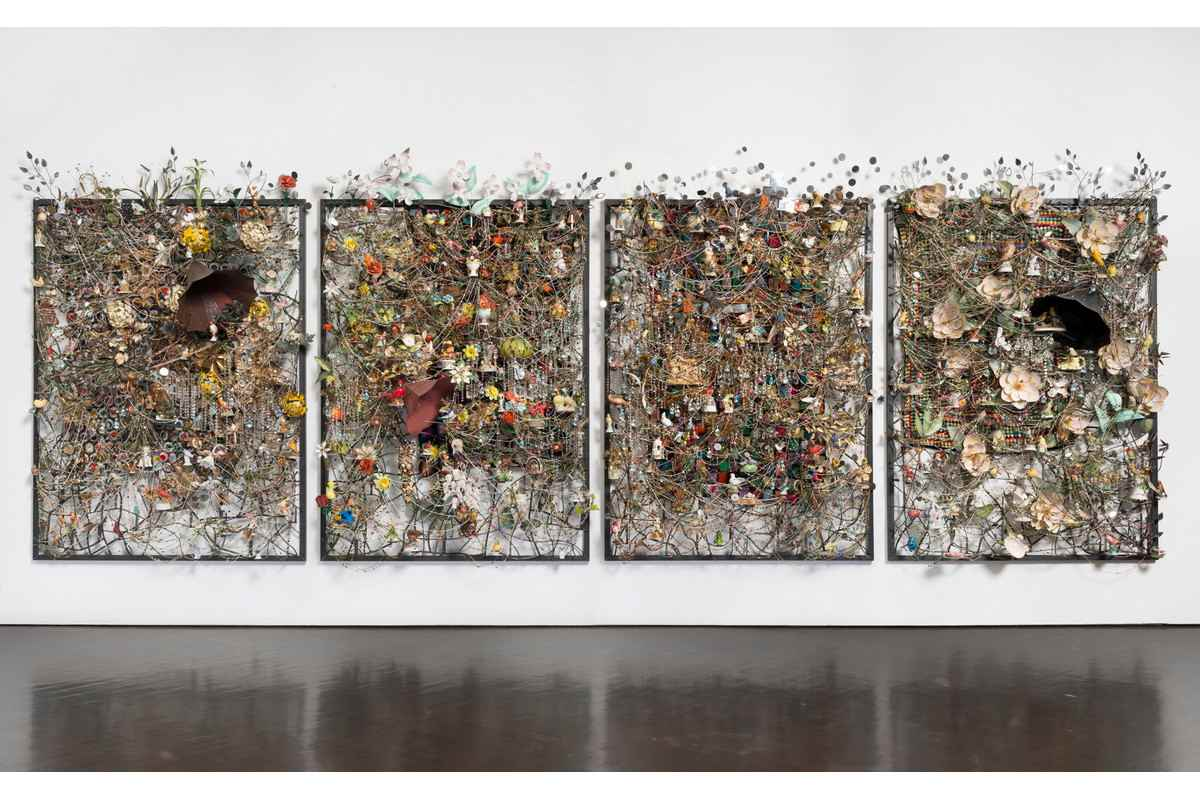 Nick Cave - Wall Relief