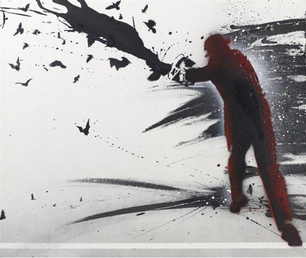 Nick Walker-Dark Days-2009