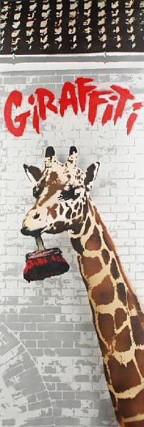 Nick Walker-Giraffiti-2009