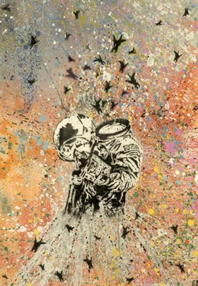 Nick Walker-Headless Astronaut-2007