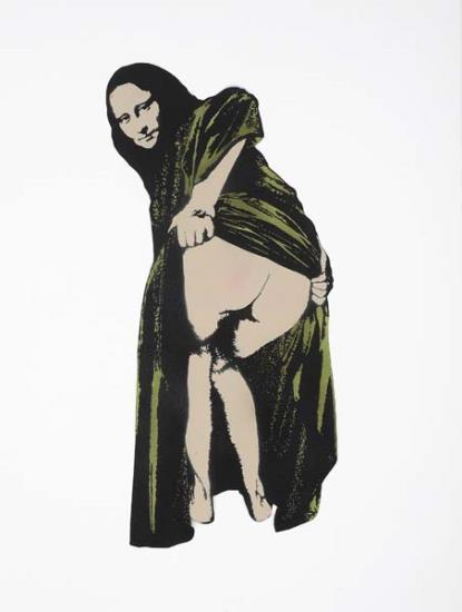 Nick Walker-Moona Lisa-2006