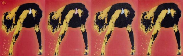 Nick Walker-Pantytones-2002