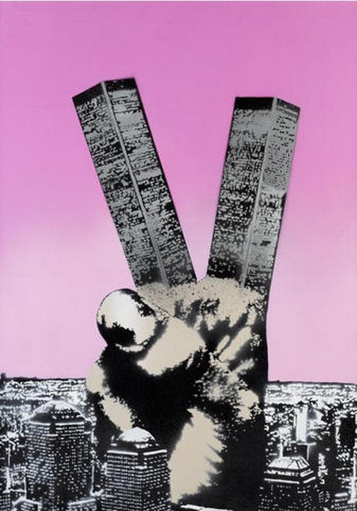 Nick Walker-Peace-2006
