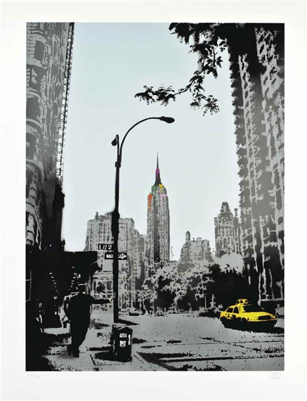 Nick Walker-The Morning After Empire State-2009