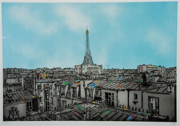 Nick Walker-The morning after Paris-2012