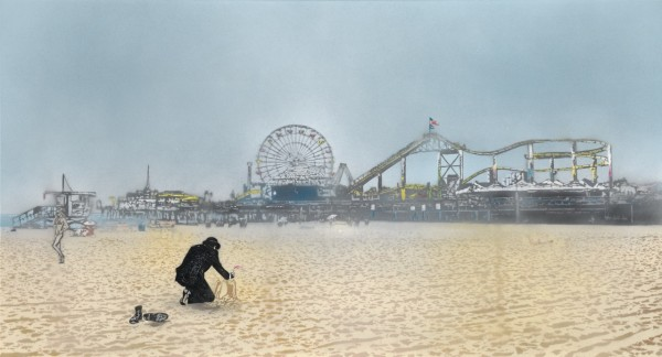 Nick Walker-The Morning After Santa Monica-2013