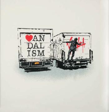 Nick Walker-Untitled (Vandalism)-