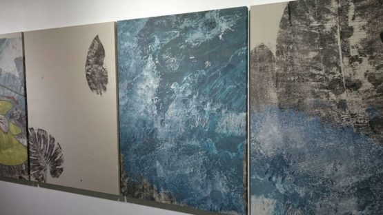 Nico Colon - Artworks at Brand New Gallery - Image via conceptualfinearts