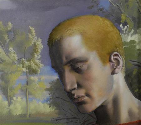 Nicola Verlato-Very Bad Boy in a Winding Lane-2003